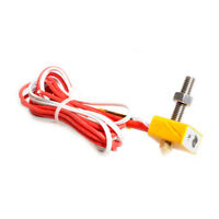 0.4mm Nozzle Hot End Kit For M6 30mm Extruder Anet i3 A2 A8 3D Printer FD