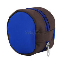 Safety Fly Fishing Reel Case Protector Soft Pocket Cover Bag Pouch Holder SA