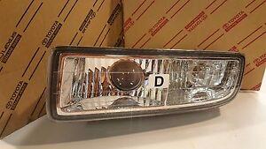 OEM NEW LEXUS LX470 FOG LAMP ASSY LEFT 98 1999 2000 2001 2002 2003 81049-60020