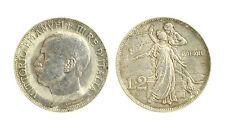 pcc1839_49) Vittorio Emanuele III  (1901-1943) 2 Lire Cinquantenario 1911 TONED