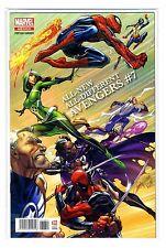 All-New All Different Avengers #7 J.Scott Campbell La Mole Spanish Variant NM+