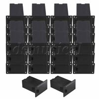 25PCS ABS 9V Battery Holder/Case/Box Compartment Cover Case Guitar&Bass Pick Up