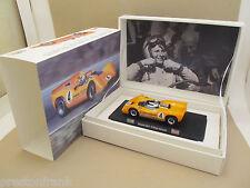 Revell Monogram 04837 McLaren M6A No.4 Bruce McLaren Anglewinder 1:32 Slot Car