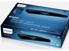 Philips BDP2501/F7 Blu-ray Disc/DVD Player~WiFi Certified~1080p HMDI-Dolby Audio