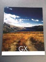 2006 Lexus GX GX470 32-Page Original Car Sales Brochure Book