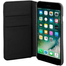 Logitech Hinge Flexible Stand Wallet Folio Case For iPhone 6 plus / plus S Black