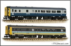 Graham Farish BR MK2 DBSO Choice of Blue/Grey & Scotrail, N Gauge