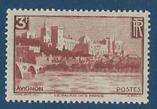 P98- Timbres France 1938, 391* avec charnière (voir scan) cote 15,00€