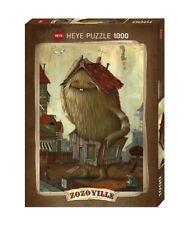 Puzzles 29743 HEYE Zozoville Red Balloon 1000 Teile Erwachsenen Vertical Puzzle neu OVP
