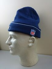 Dallas Cowboys Knit Beanie Winter Hat NFL Skull Cap Navy Blue Sideline