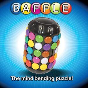 Baffle Puzzle Brain Teaser - Mind Game - Brain Training - Kids - Adults