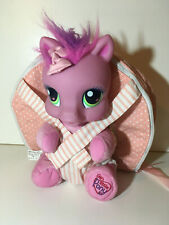 Vintage Hasbro 2006 My Little Pony Baby Talking Moving Plush Rare Skywishes Toy