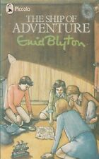 The Ship of Adventure - Enid Blyton - Pan Books - Acceptable - Paperback