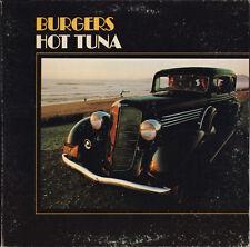 Hot Tuna Burgers