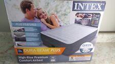 NEW INTEX AP619A DURA-BEAM QUEEN AIR BED 58130-1 (AR)