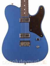 Guitares électriques bleus 6 cordes