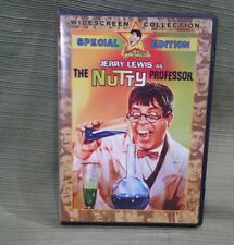 JERRY LEWIS as The Nutty Professor (DVD  SPECIAL EDITION WIDESCREEN) PRE-OWNED