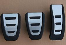 Audi rs4 b8 original pedalset a4 pedales s4 pedal tapas q5 a5 s5 rs5 pedal pads