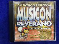 MUSICON DEL VERANO CD PROYECTO UNO EL TIBURON QUIMBARA EL TALISMAN CORAZON PARTI