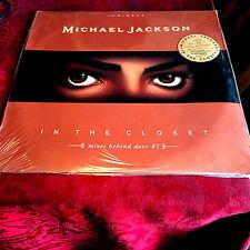 "MICHAEL JACKSON - IN THE CLOSET - 12"" MAXI VINYL  - 1991- SEALED - T. MUSTO RMX"