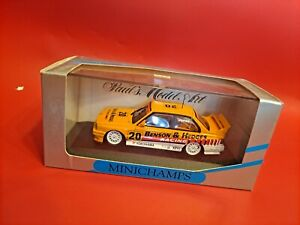 1:43 Minichamps BMW M3 Sport Evolution #20 Benson & Hedges Racing
