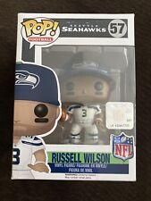 NFL  Russell  Wilson Seattle Seahawks.  Funky Pop #57.  Free Shipping