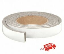 "Felt Strip, F13, 1/4 In T, 1"" x 120 In Adhesive Backing Pads, Insulation, Dryer"