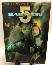 Babylon 5 - The Complete Third Season (DVD, 2009, 6-Disc Set, Six Disc Set)