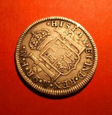 More details for 1773 spain 2 reales coin mexico mint fm 360