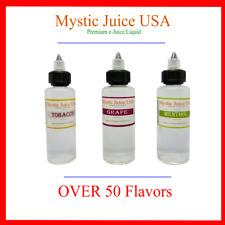100ML/50 Flavors / 0E Juice 3E Liquid / Premium Lab Made MAX VG / FREE SHIP/ USA