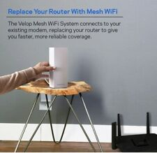 Linksys Velop WHW0301 Whole Home Mesh Wi-fi System - 1 Node