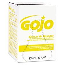 Gojo Gold & Klean Lotion Soap Bag-in-Box Dispenser Refill - 912712EA