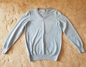 Lyle and Scott Italian Ladies Woolen Golf Jumper Pullover Fit Size 12-14