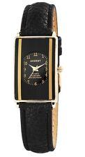 Akzent Damenuhr mit Lederimitationsarmband Uhr Armbanduhr Ss7301000016