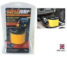 Jump Up Coche Arranque Batería cargador de inicio de refuerzo Portátil Banco de alimentación de emergencia