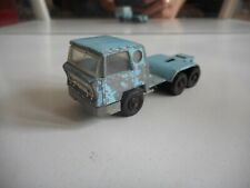Majorette Bernard Truck in Light Blue