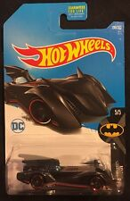 Hot Wheels Batman 1:64  Batmobile DC 5/5 New 2015 Mattel
