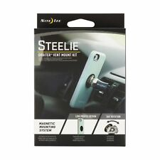 Nite Ize Steelie Orbiter Vent Mount Kit Magnetic Phone Mounting System (2-Pack)