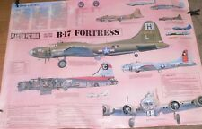 """""""B 17 Bomber """" poster by Plaistow Pictorials"""