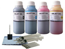 Refill ink kit for Brother LC31 Intellifax 1820 1820C 1920CN MFC-3220C 4x250ML/S