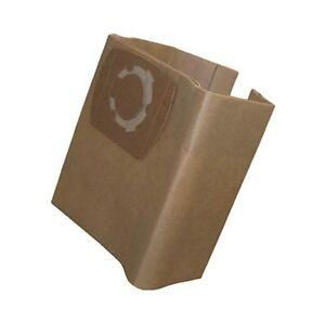 10 Bolsa para Aspiradora Para Bosch Pas 12-27 (643)