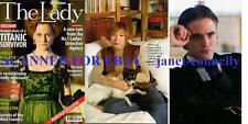 ROBERT PATTINSON BEL AMI Pippa Middleton SHIRLEY MACLAINE Titanic The Lady Mag