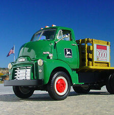 RAREST - JOHN DEERE #1 TRUCK / 1952 GMC Stake Truck w/Crates - First Gear