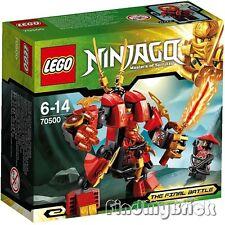 Lego 70500 Ninjago Kai's Fire Mech - MISB Sealed Brand NEW