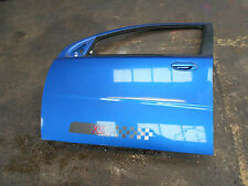 2007 2008 2009 CHEVROLET AVEO PASSENGER NEAR SIDE FRONT DOOR IN BLUE