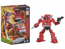 Transformers Generations War for Cybertron: Kingdom Voyager Wfc-K19 Inferno New