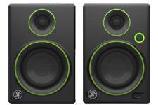 """Mackie CR3 Multimedia Speakers, 3"""" Multimedia Monitors 2nd day air FREE"""