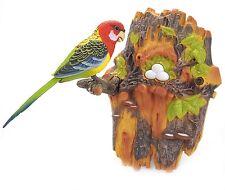 Realistic Parrot Chirps & Tweeps Motion Sensor Gift Set Desktop Display New