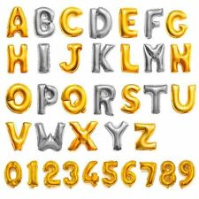 Unbranded Letter Party Foil Balloons