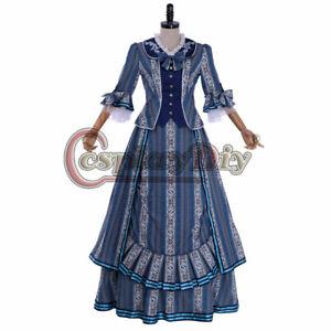 The Phantom of the Opera Christine Daae Cosplay Costumes Wishing Gown Prom Dress
